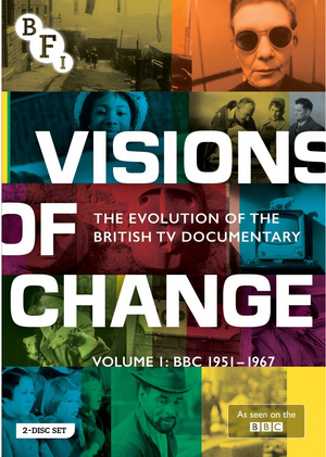 Visions of Change: Volume 1 - The BBC (1967) (Retail / Rental)