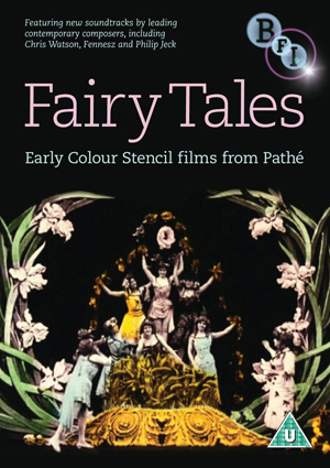 Fairy Tales - Early Colour Stencil Films from Pathé (1908) (Retail / Rental)
