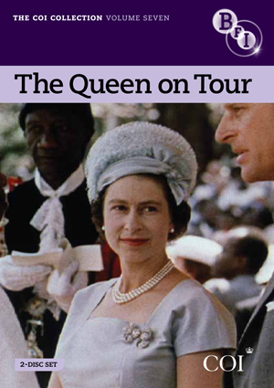 The COI Collection: Volume 7 - The Queen On Tour (1971) (Retail / Rental)