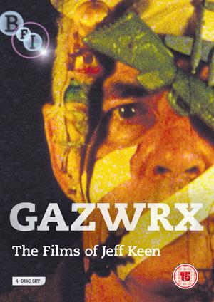 GAZWRX - The Films of Jeff Keen (2000) (Retail / Rental)