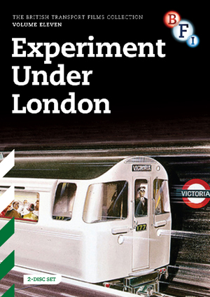 British Transport Films: Collection 11 - Experiment Under London (1968) (Retail / Rental)