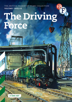 British Transport Films: Collection 12 - The Driving Force (1982) (Remastered) (Deleted)