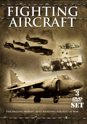 Fighting Aircraft (2008) (Retail / Rental)