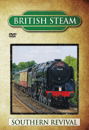 British Steam: Southern Revival (2011) (Retail / Rental)