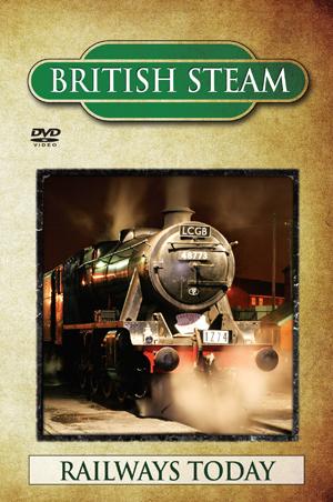 British Steam: Railways Today (2012) (Retail / Rental)