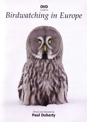 Birdwatching in Europe (2012) (Retail Only)