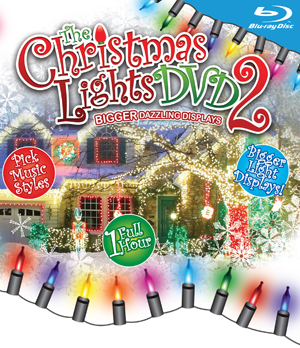 Christmas Lights: 2 - Bigger Dazzling Displays (2011) (Blu-ray) (Pulled)