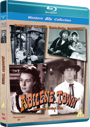 Abilene Town (1946) (Blu-ray) (Retail Only)