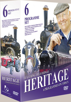 Heritage - Six Volume Collection (Box Set) (Retail / Rental)