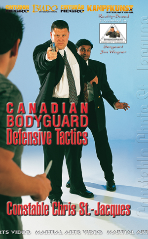 Canadian Bodyguard Defensive Tactics (Retail / Rental)
