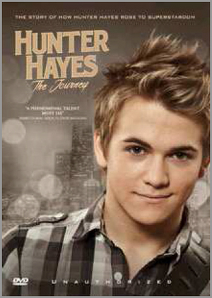 Hunter Hayes: The Journey (2014) (Retail / Rental)