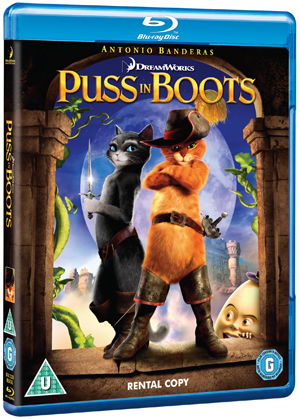 Puss in Boots (2011) (Blu-ray) (Deleted)
