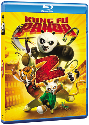 Kung Fu Panda 2 (2011) (Blu-ray) (Deleted)