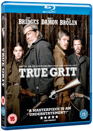 True Grit (2010) (Blu-ray) (Retail Only)