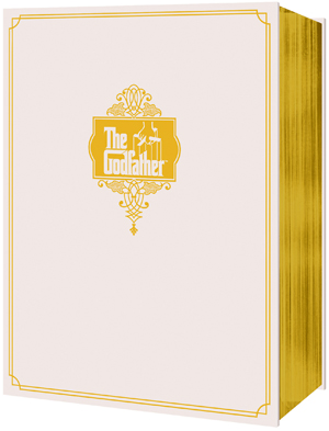 The Godfather Trilogy (1990) (Blu-ray) (40th Anniversary Edition) (Retail Only)