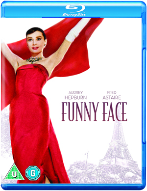 Funny Face (1956) (Blu-ray) (Deleted)