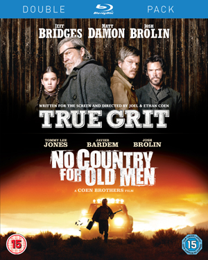True Grit/No Country for Old Men (2010) (Blu-ray) (Deleted)