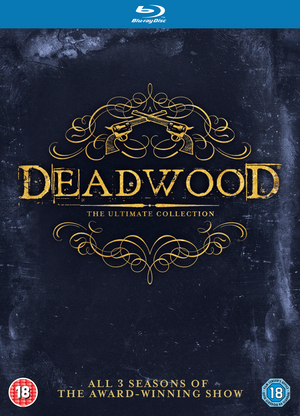 Deadwood: Seasons 1-3 (2006) (Blu-ray) (Box Set) (Retail / Rental)
