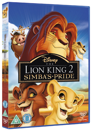 The Lion King 2 - Simba's Pride (1998) (Deleted)