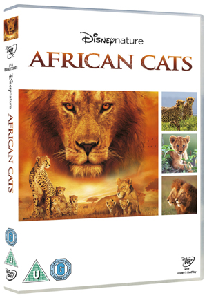 African Cats (2011) (Retail / Rental)