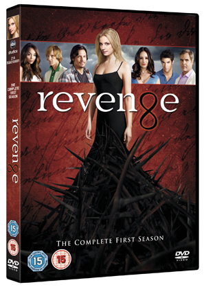 Revenge: The Complete First Season (2012) (Retail / Rental)
