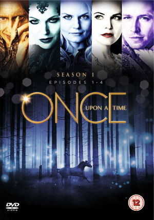 Once Upon a Time: Season 1 - Episodes 1-4 (2012) (Pulled)
