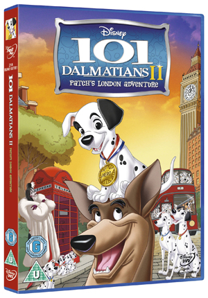 101 Dalmatians 2 - Patch's London Adventure (2002) (Retail / Rental)