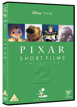 Pixar Shorts Films Collection: Volume 2 (2012) (Retail / Rental)