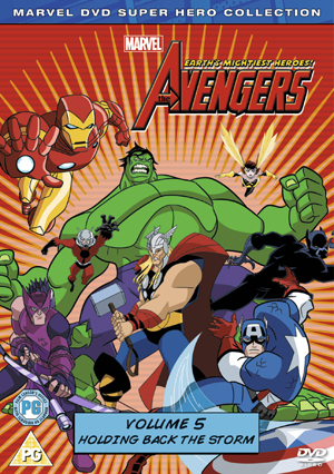 The Avengers - Earth's Mightiest Heroes: Volume 5 (2012) (Retail / Rental)