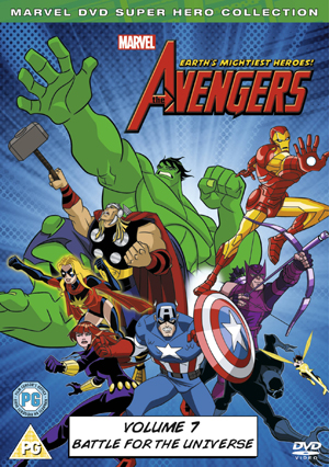 The Avengers - Earth's Mightiest Heroes: Volume 7 (2012) (Retail / Rental)