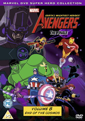 The Avengers - Earth's Mightiest Heroes: Volume 8 (2012) (Retail / Rental)