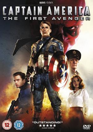 Captain America: The First Avenger (2011) (Retail / Rental)