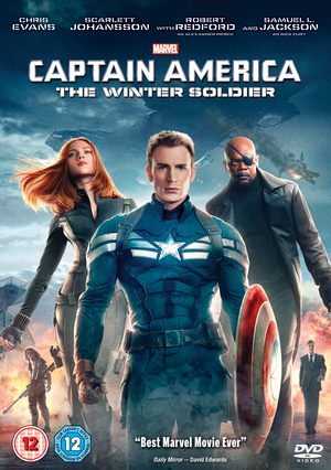 Captain America: The Winter Soldier (2014) (Retail Only)