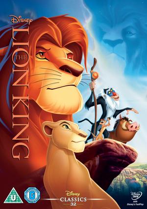 The Lion King (1994) (Retail / Rental)