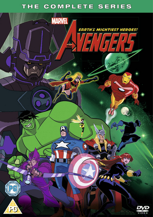 The Avengers - Earth's Mightiest Heroes: The Complete Series (2012) (Box Set) (Retail / Rental)