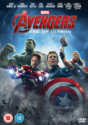 Avengers: Age of Ultron (2015) (Retail Only)