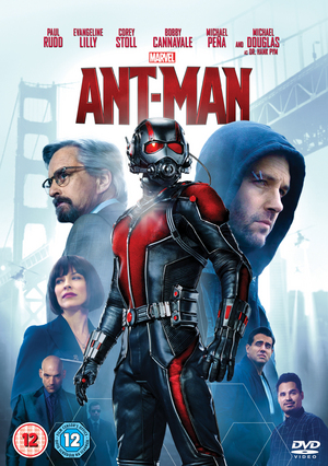 Ant-Man (2015) (Retail Only)