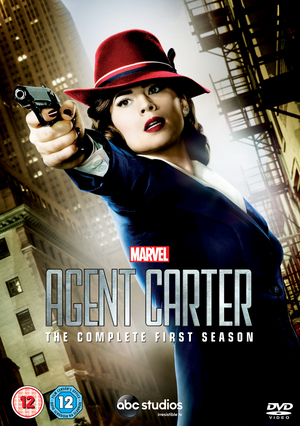Marvel's Agent Carter: The Complete First Season (2015) (Retail / Rental)