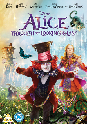 Alice Through the Looking Glass (2016) (Retail Only)