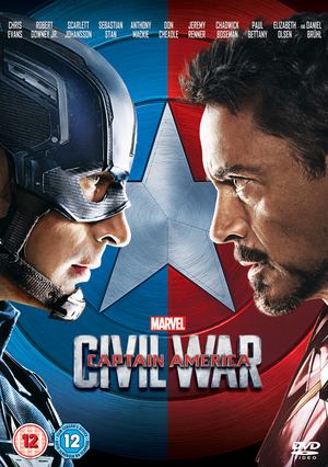 Captain America: Civil War (2016) (Retail Only)