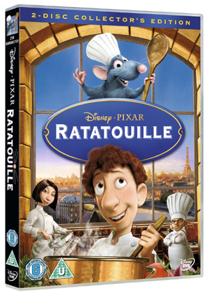Ratatouille (2007) (Limited Edition) (Deleted)