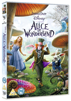 Alice in Wonderland (2010) (Limited Edition) (Deleted)