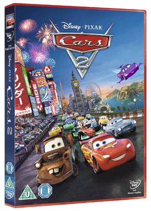 Cars 2 (2011) (Limited Edition) (Deleted)