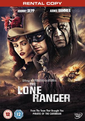 The Lone Ranger (2013) (Rental)