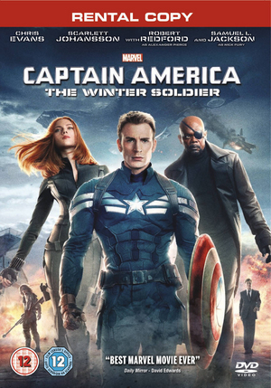 Captain America: The Winter Soldier (2014) (Rental)
