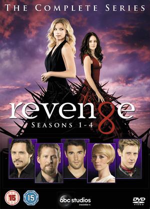 Revenge: Seasons 1-4 - The Complete Series (2015) (Box Set) (Retail / Rental)