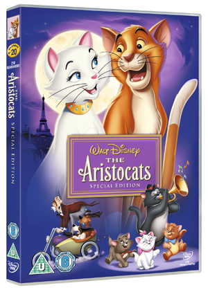 The Aristocats (1970) (Limited Edition) (Deleted)