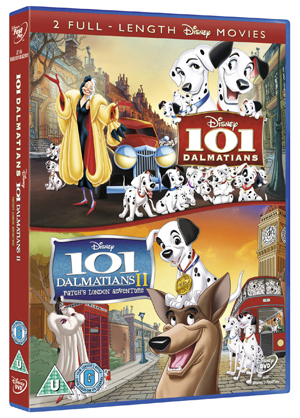 101 Dalmatians/101 Dalmatians 2 - Patch's London Adventure (2001) (Retail / Rental)