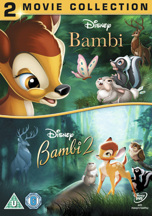 Bambi/Bambi 2 - The Great Prince of the Forest (2005) (Retail / Rental)
