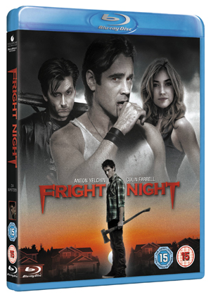 Fright Night (2011) (Blu-ray) (Rental)